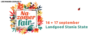 nazomerfair landgoed Stania State oentsjerk 15 en 16 september van 10.00-17.00