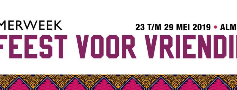 Libelle Zomerweek  23 mei t/m 29 mei Almeerderstrand in Almere