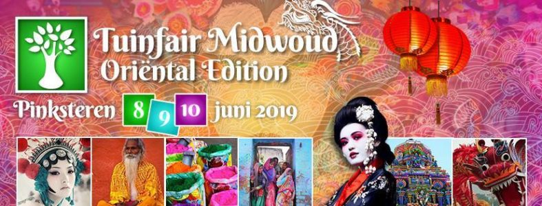 Tuinfair midwoud 8 tm 10 juni 2019