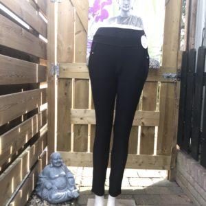corrigerende strech pantalon zwart Mt S/M tm 5XL