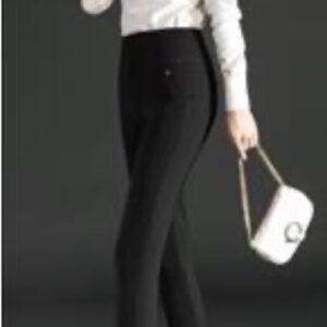 4115000 Strecht comfort broek zwart